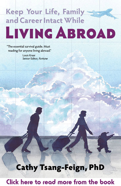 Living Abroad | Culture Shock | Expat book